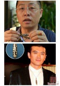 Quảng cáo đôi chút về đá lạt ma Tây Tạng (dzi beads)
