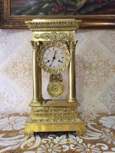 Đồng hồ Khải Hoàn Môn sx Pháp 1920 !
