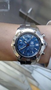 Tag heuer swiss made