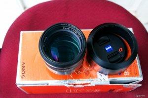 Carl Zeiss 85 1.4 ZA (ngàm Sony A),Nikon 17 55 2.8 99%