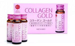 Menard Collagen Gold không chỉ bổ sung mà còn tăng cường khả năng tự sản sinh collagen