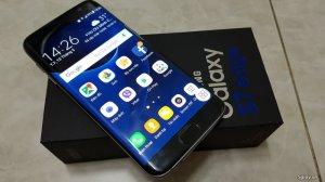 Samsung S7e black onyx 32g fullbox