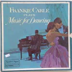 Lp: bộ 4 đĩa: Frankie Carle Plays Music For Dancing - đầy đủ hộp trong và ngoài