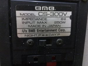 Loa karaoke BMB CS 300V
