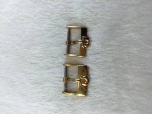 Khoá đồng hồ Omega bằng vàng đúc 18k đầu 16