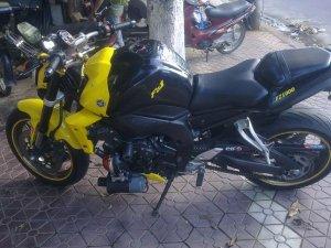 Yamaha Fz1000 HQCN