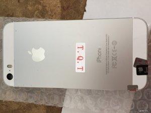Cần ra đi 1 em ip 5s màu trắng qt máy đẹp 99%