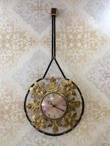 Đồng hồ dây treo tường Bentina sx Đức 1960