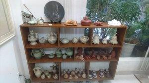 Đồ gốm cổ xưa trên 2000 món