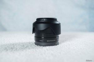 Sony a6300 - Sel 35F1.8 OSS - Sel 16F2.8 - Combo Smallrig - L-plate