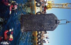 Phát hiện kho báu cổ vật Ai Cập dưới đáy biển như một thành phố Atlantis huyền thoại…
