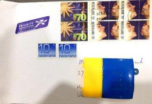 Bì thư thực gửi nước ngoài