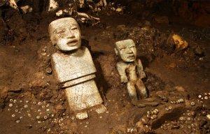 Lộ diện đường hầm linh vật đầy bí ẩn ở Mexico – Hơn 50.000 linh vật
