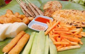 Những món ăn vặt cực được lòng của giới trẻ Hà Nội