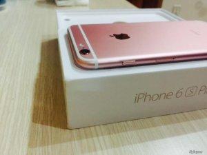 Bán iPhone 6S plus 64G Rose - Fullbox - hàng quốc tế mỹ .