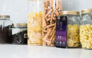 Samsung Galaxy S8 Xám Phong Lan cùng một số màu khác đã có hàng xách tay về Việt Nam