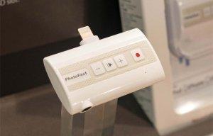 PhotoFast Call Recorded là thiết bị ghi âm cuộc gọi dành cho các máy iOS