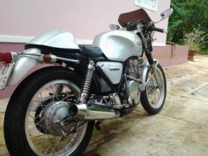 HONDA GB 400