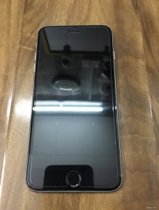 Iphone 6s Plus 16gb quốc tế mỹ,màu đen.
