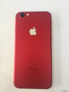 Iphone 6 64gb lên 7 đỏ sang chảnh ios 9.3.2 KVT