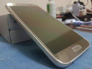 Samsung Galaxy S6 (32GB) Màu GOLD Mới 95%, Hàng CTY Còn BH Đến 8/2017.