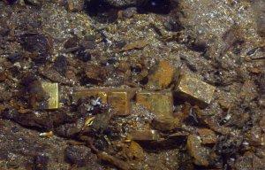Phát hiện tàu chở vàng bị chìm của Mỹ kho báu lên đến trăm triệu USD