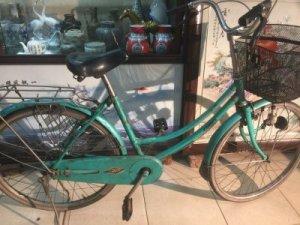 Xe đạp mini nhật xuất T5