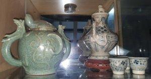 Giao lưu với các bác về bình gốm cổ xưa