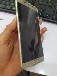 samsung Note 5 gold zin xài kỹ máy đẹp ra đi
