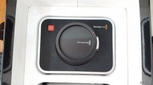 Body máy quay Black Magic EF 2k5 full phụ kiện