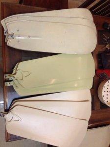 Bán 3 bộ cánh quạt trần