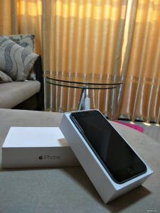 Iphone 6 plus 64g zin 100℅, new 99℅