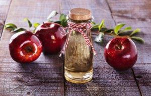 Công dụng của giấm táo trong việc thảy bỏ độc tố trong cơ thể trước bữa ăn