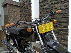 Honda 66 thần thánh Tracker