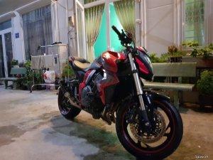 Bán môtô CB1000 HQCN 11/2011 ABS
