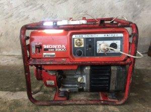 Phát điện Honda Nhật 2,3 Kva đã móc 220v 50hz êm chuẩn