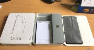 Bán HTC U Ultra Black 64GB Mới 100% chính hãng Thế Giới Di Động