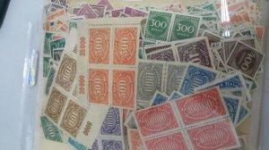2050 tem Đức quốc xã. Tem sống nguyên keo
