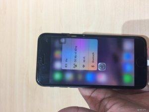 Iphone 7-256g đen nhám. Khoá mạng zinall