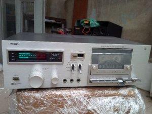 cassette tape deck PHILIPS N5381 MARK II