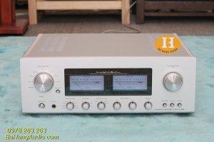 Amply Luxman L505U Silver xuất sắc như mới