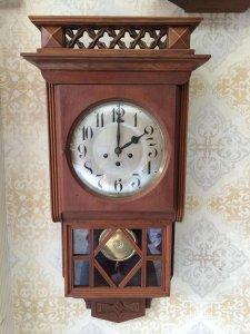 Đồng hồ junghan sx Đức 1930 ( 2 củ gong đồng bạch )