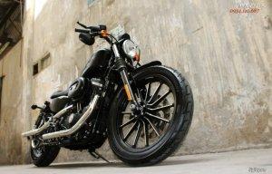 HARLEY DAVIDSON 883 Iron ABS 2016