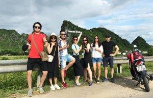 Chuyến đi đầy bất ngờ và chớp nhoáng Quảng Bình thẳng tiến