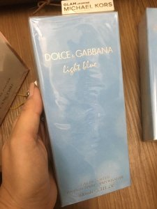 D&G Light Blue nữ 100ml edt