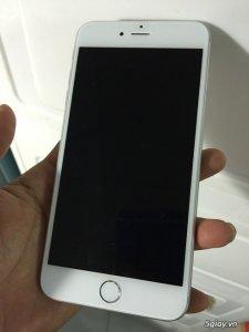 iPhone 6 Plus 64G Quốc tế Màu Bạc, Không sài được vân tay