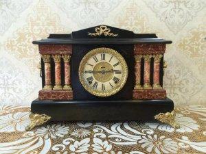 Đồng hồ để bàn mô phổng Toà Nhà Quốc Hội Mỹ