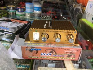 Amplifier Mini dùng tốt