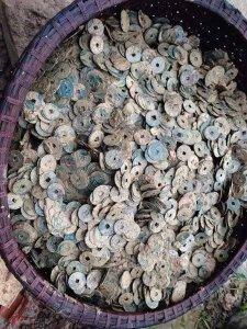 Tiền xu thời Quang Trung Thông Bảo