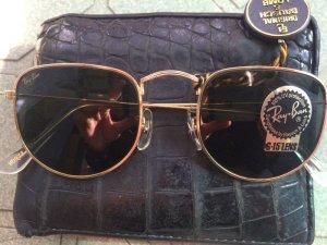 Bán mắt kính RayBan arista gold plated